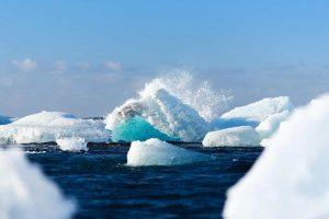 El derretimiento de los glaciares puede afectar a la humanidad