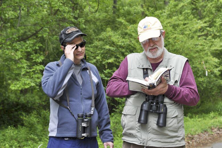 Contar con un equipo adecuado es importante para buenos resultados en los censos de aves