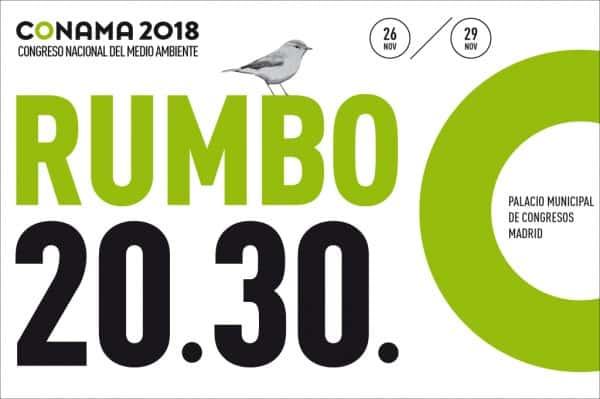 El lema de Conama 2018 es Rumbo 20.30