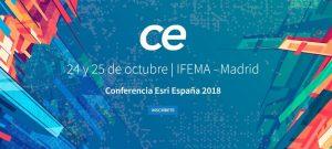 conferencia esri 2018