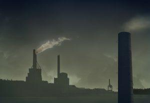 El informe sobre la contaminación del aire no focaliza en las emisiones de las industrias