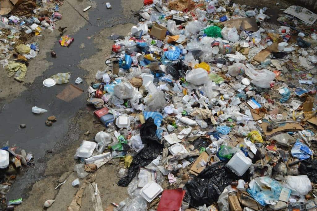 Un planeta #SinContaminación por plásticos