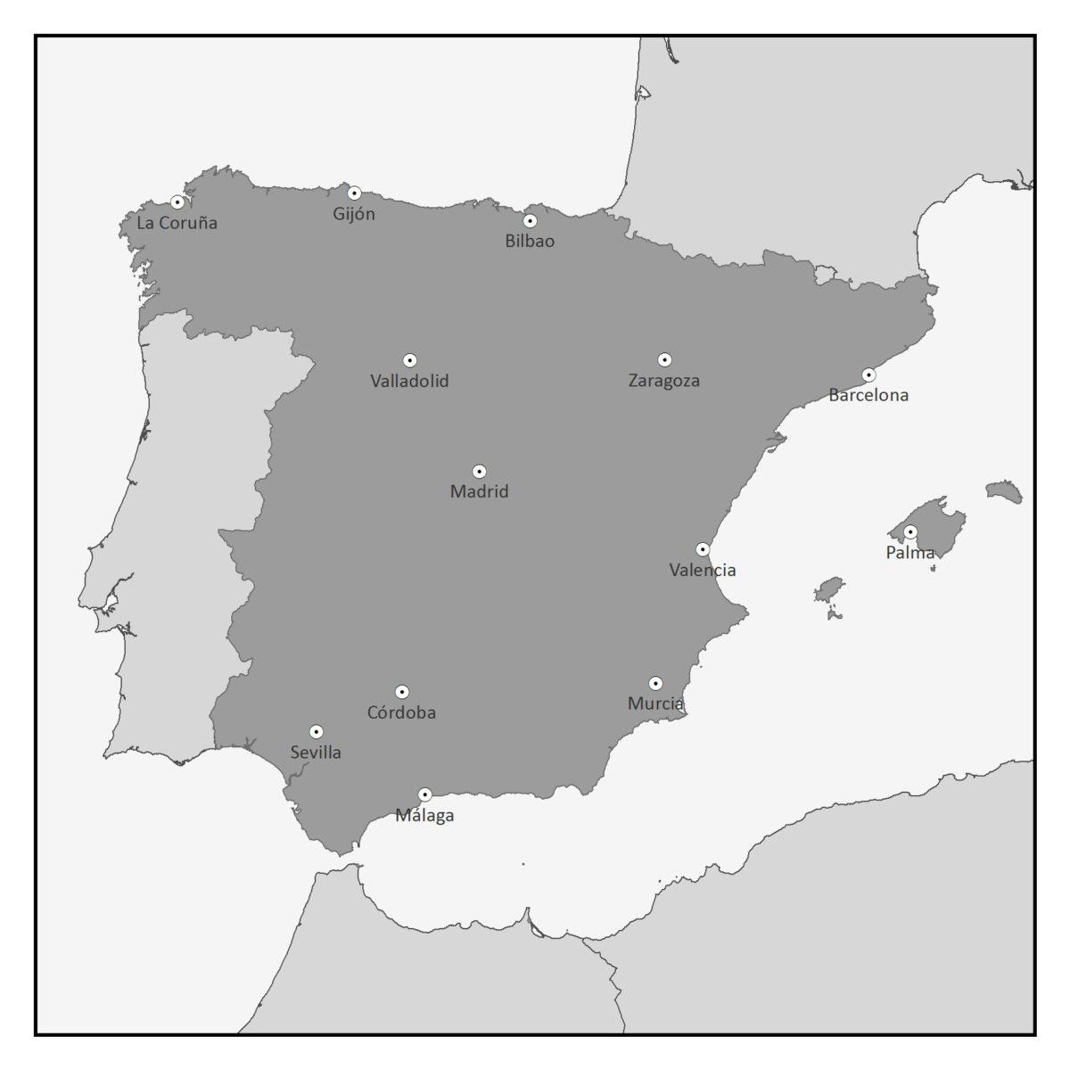 diseño cartográfico