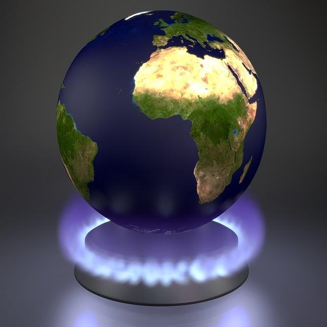 Las emisiones de metano incrementarían a causa del calentamiento global