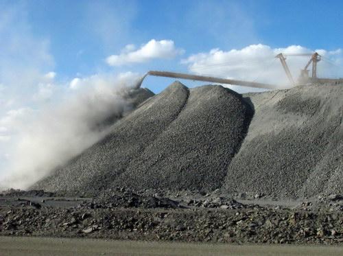 extracción de tierras raras