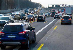 Tráfico de autos