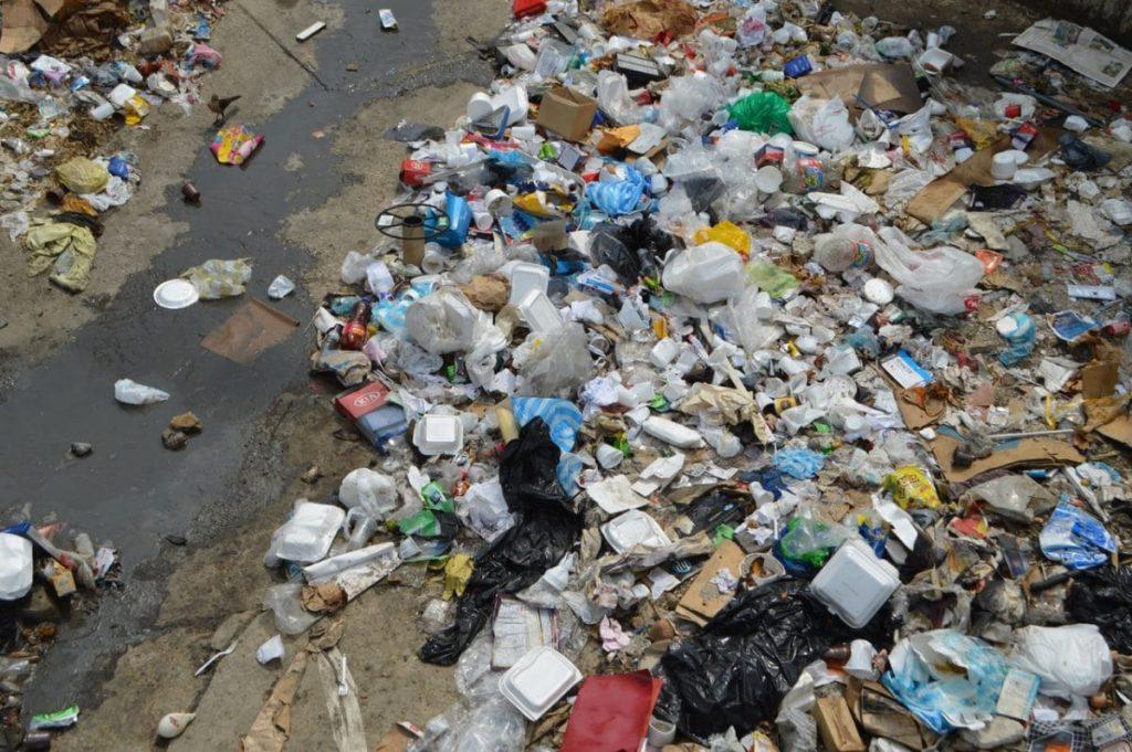 El packaging es de los principales elementos que se encuentran en la basura oceánica