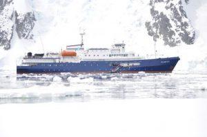 El transporte marítimo es una de las vías de entrada de especies exóticas que pueden ser invasoras