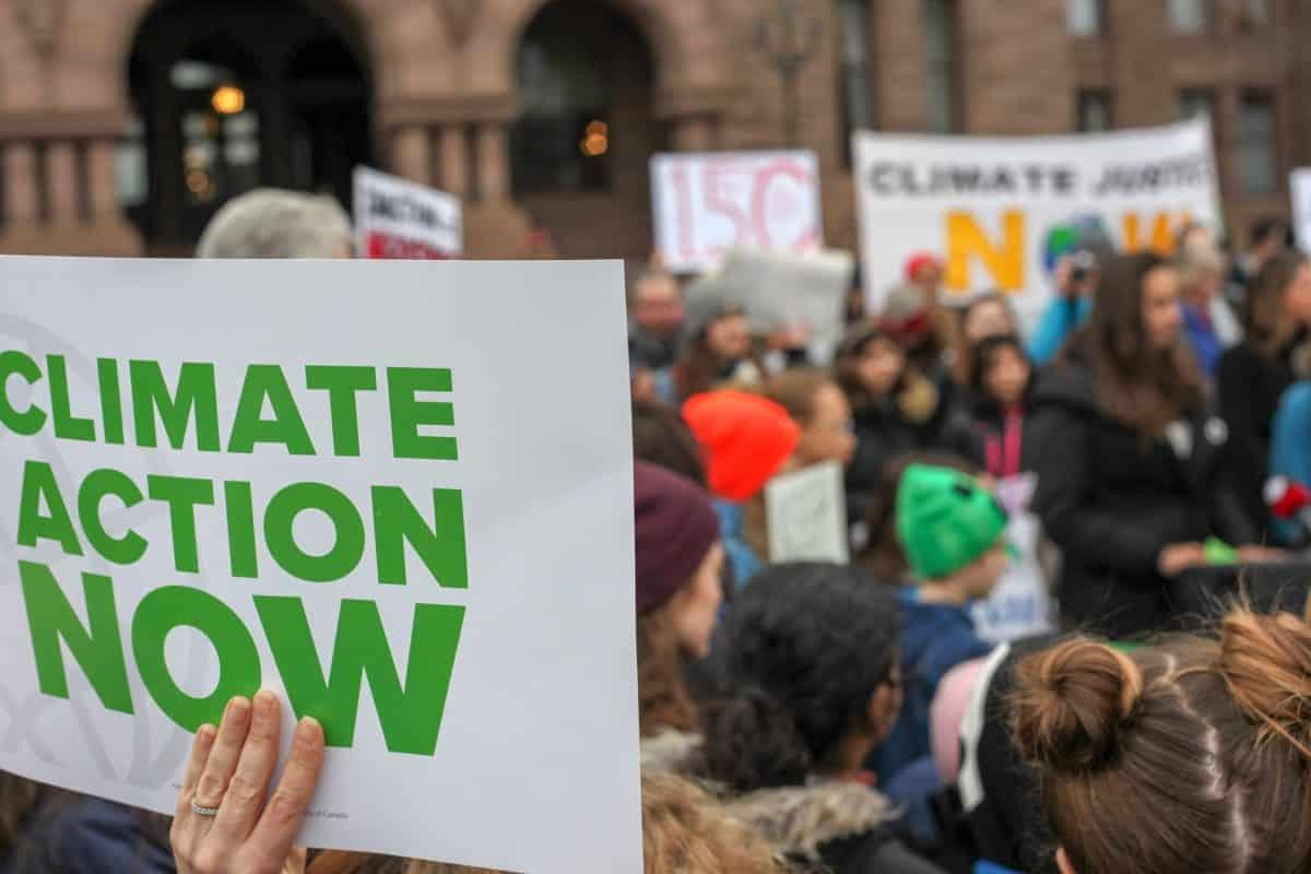 La Huelga por el Clima se realiza por primera vez el 27 de septiembre