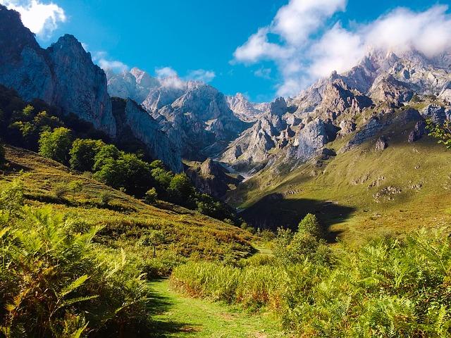 Aplicaciones gratuitas identifican cimas y montañas de todo el mundo