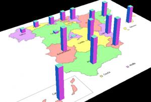 Web Map 3D con ThreeJS