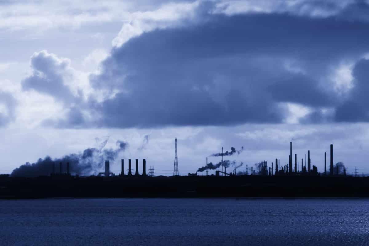 Emisión de contaminantes de la Unión Europea ¿cuál es la tendencia?