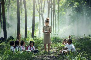 La educación ambiental es fundamental para preservar el medioambiente.