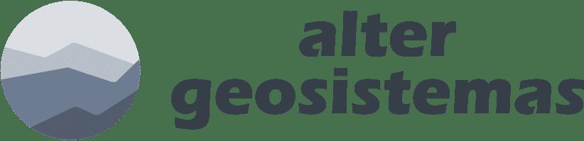 Logo de alter Geosistemas