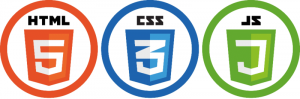 Logos HTML, CSS y JS