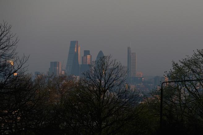 Londres: contaminación ambiental