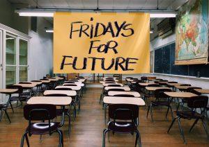 El movimiento Fridays for Future apoya el Manifiesto del Día de Huelga por el Clima