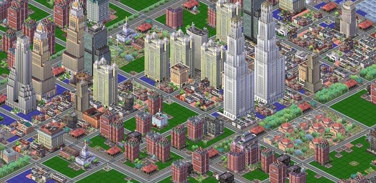 mapas de videojuegos
