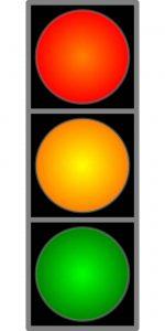 En los mapas para la gestión de catástrofes aparecen colores tipo semáforo, para mejorar su entendimiento