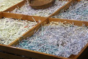 Las máquinas recicladoras de papel son de las más utilizadas