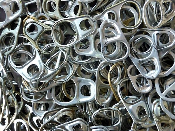 máquinas de reciclaje del aluminio