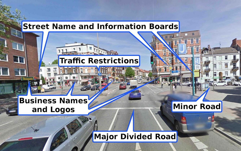 Mapas Coches autónomos