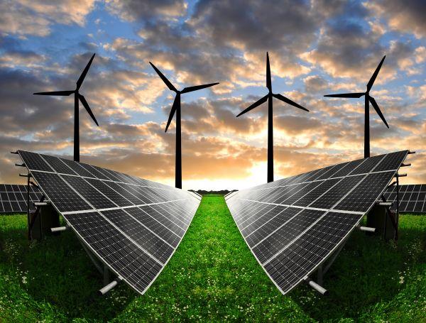 Energías renovables: el futuro de la sociedad.