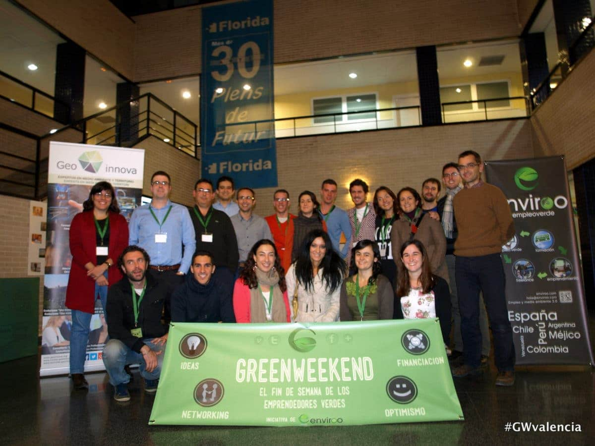 GreenWeekend Valencia #GWvalencia