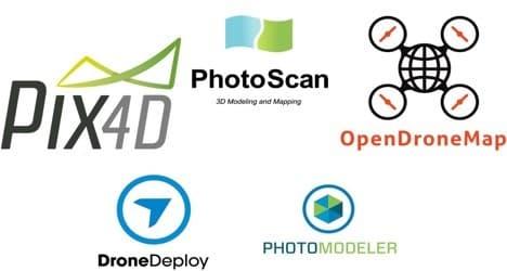 programas para fotogrametria
