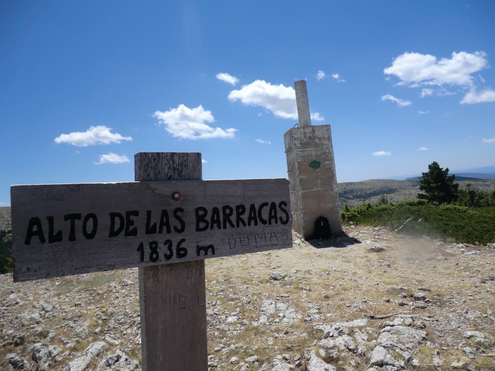 Ruta Alto de la Barracas o Calderón Fuente: http://elsperdutscat.blogspot.com.es/2011/07/ascension-al-cerro-de-la-barracas-o.html