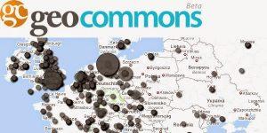mapa imagen de geocommons