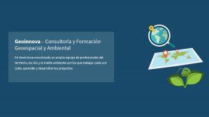 Geoinnova – Consultoría y Formación Geoespacial y Ambiental