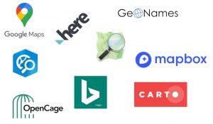 Geocoding services